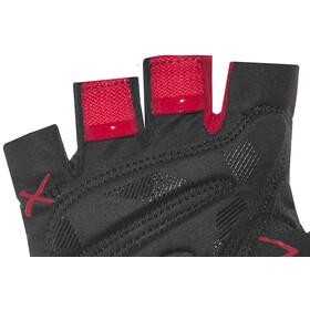 Roeckl Ivica Handschuhe schwarz/rot